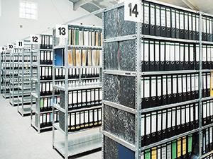horges Archivregale
